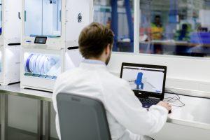 Multi-Produkt-Spezialist unterstützt Kunden durch Co-Engineering und sorgt für hohe Industriestandards für den On-Demand-3D-Druck. (Bildquelle: Ultimaker)