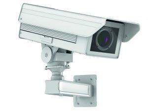 Bild einer Überwachungskamera. (Bildquelle: phonamiaphoto - stock.adobe.com)