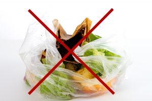 Kompostierbare Plastiktüten gehören nicht in den Biomüll. (Bildquelle: annina - stock.adobe.com)