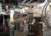 Taiwans Maschinenbaubranche ist exportorientiert. Auf der K 2019 präsentierten sich zahlreiche taiwanische Hersteller von Kunststoffmaschinen. (Bildquelle: Ralf Mayer/Redaktion Plastverarbeiter)