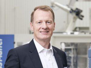 Dr. Michael Ruf ist ab 1. April 2020 neuer Geschäftsführer der Krauss Maffei Group. (Bildquelle: Krauss Maffei)