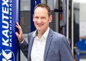 Thomas Hartkämper führt seit seit Februar 2020 das Unternehmen als CEO. Bildquelle: Kautex)
