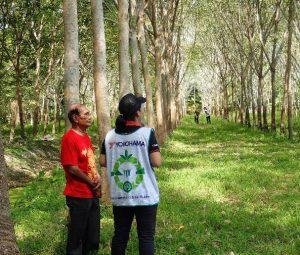 Yokohama strebt eine nachhaltige Kooperation mit Thailand an. (Bildquelle: Yokohama)