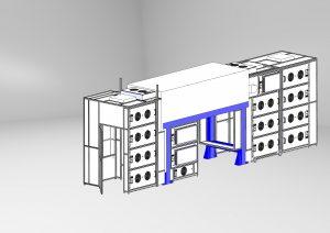 Druck- und strömungsoptimiert: Mini-Environment zur Folienbearbeitung