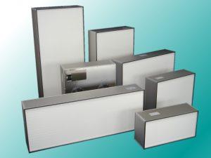 Mini-Environment-Lüfter-Filter-Module zur Adaption und Integration in Maschinen und Fertigungslinien