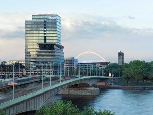 Konzernzentrale in Köln (Bildquelle: Lanxess)
