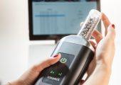 """Das """"Labor in der Tasche"""" - Trinamix bringt NIR-Spektroskop auf den Markt. (Bildquelle: Trinamix)"""