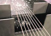 Die Pultrusionsanlage sorgt für die effiziente Herstellung von langfaserverstärkten Thermoplasten. (Bildquelle: IPS)