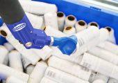 Der neue Sauggreifer greift Werkstücke auch direkt an Ecken und Kanten. (Bildquelle: Schmalz)