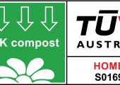 Fünf Werke in Europa und Asien haben von der TÜV Austria Belgium die Labels OK compost Home und OK compost Industrial erhalten. (Bildquelle: TÜV Austria)
