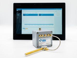 Die cloudbasierten IoT-Sensorlösungen liefern Unternehmen relevante Daten zur intelligenten Steuerung und Regelung von Produktionsanlagen und Maschinen. (Bildquelle: Optosense)