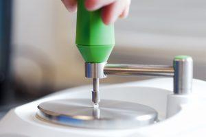 APK hat zum Prüfen der Newcyclingprodukte ein neues Prüflabor in Betrieb genommen. (Bildquelle: APK)