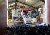 Die Schredder-Schneidmühle wurde zur Validierung in den Produktionsprozess bei MG Plast integriert. (Bildquelle: MP Plast)