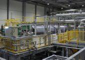 Im März hat Asahi Kasei das Unternehmen den Betrieb seines 10 Megawatt Single-Stack Alkali-Wasserelektrolyseurs im Fukushima Energy Research Field aufgenommen. (Bildquelle: Asahi Kasei)