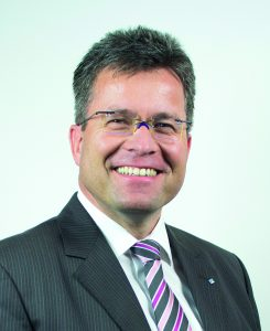 CEO Dr. Andres Bastin (Bildquelle: Masterflex Group)