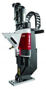 Die Zusatz-Einspritzeinheit kann flexibel auf viele Spritzgießmaschinen montiert werden.