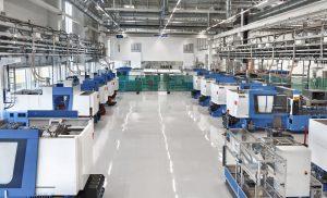 Zuletzt errichtete Ypsomed in Schwerin ein neues Produktionswerk. (Bildquelle: Ypsomed)