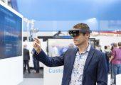 Bei der Fakuma 2020 können sich die Besucher über die Umsetzung der digitalen Transformation informieren. (Bildquelle: P.E. Schall)