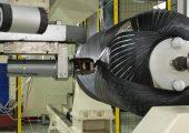 Das Familienunternehmen nutzt Synergien in der Gruppe, um Wärmespeicher im Filament-Winding-Verfahren zu fertigen. (Bildquelle: Roth)