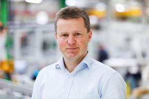 Heinz Klausriegler führt seit dem 1. April 2020 die operativen Geschäfte bei Haidlmair. (Bildquelle: Haidlmair)