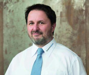 Steffen Paul studierete Maschinenbauingenieur und tritt nun der Geschäftsführung von Simpa Tec bei. (Bildquelle: Simpa Tec)