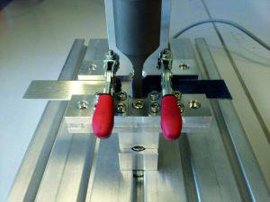 Durch Ultraschallfügen sind nicht nur artgleiche Fügeverbindungen möglich. (Bildquelle: IWS Dresden)