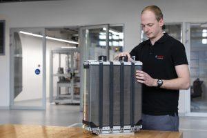 Unter anderem die Wasserstoffnutzung im Automobil fokussiert der Automobilzulieferer. (Bildquelle: Bosch)