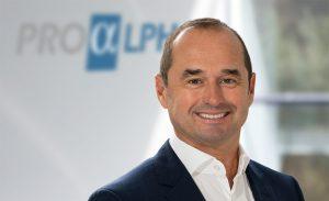 Eric Verniaut, CEO von ProAlpha (Bildquelle: ProAlpha)