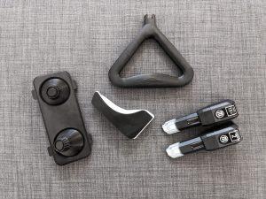 In Kombination mit den industriellen 3D-Druckfunktionen ermöglicht PC-ABS den Ingenieuren, Teile mit hoher Maßgenauigkeit und Reproduzierbarkeit herzustellen. (Bildquelle: Makerbot)