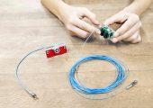 Mini-Coaxial- und Single-Wire-Kabel mit Mehrkanalstecker (Bildquelle: Meusburger)