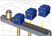 Der neue elektrische Nadeldirektantrieb wird auf der Fakuma im Herbst vorgestellt. (Bildquelle: Incoe)