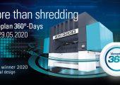 Ende Mai veranstaltet Vecoplan virtuell 360-Grad-Days. (Bildquelle: Vecoplan)