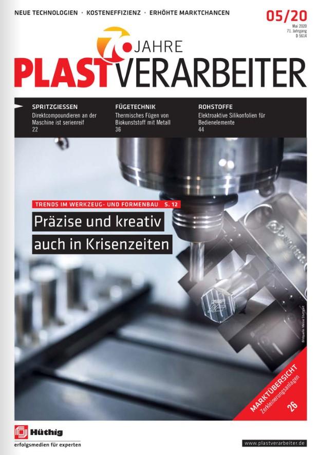 Plastverarbeiter Cover Mai 2020