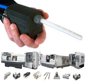 Die Einheit ist wartungsfrei und verlängert die Lebensdauer der Schneidwerkzeuge signifikant. Auch ältere Werkzeugmaschinen lassen sich problemlos nachrüsten. (Bildquelle: Eco Cooling)