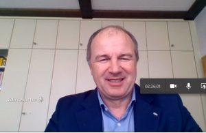 Axel Zuleeg ist Geschäftsführer von Kunststoff Helmbrechts in Helmbrechts