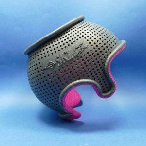 Additiv gefertigtes Kunststoffbauteil. (Bildquelle: SKZ)