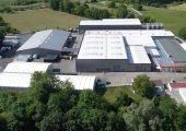 Brüderle Kunststofftechnik hat am Standort Rheinhausen seine Lagerkapazitäten erweitert. (Bildquelle: Brüderle)