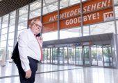 Werner M. Dornscheidt verlässt die Messe Düsseldorf nach fast 37 Jahren. (Bildquelle: Messe Düsseldorf/Andreas Wiese)