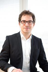 Dr. Maksim Greiner, CTO bei Erium. (Bildquelle: Erium)