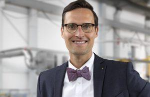 Carl-Philip Pöpel ist Direktor Produkt-Management Extrusionstechnik bei Krauss Maffei. (Bildquelle: Krauss Maffei)