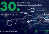 Das 30. Kolloquium Kunststofftechnik findet vom 8. bis 11. September 2020 im digitalen Raum statt. (Bildquelle: IKV)