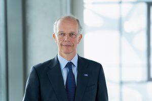 Dr. Kurt Bock wurde zum neuen Aufsichtsratsvorsitzenden gewählt. (Bildquelle: BASF)