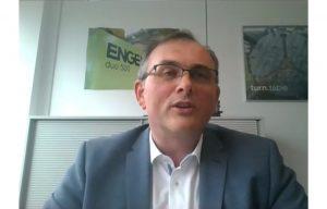Gerhard Stangl, Bereichsleiter Großmaschinen bei Engel mit Hauptsitz in Schwertberg, Österreich