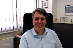 Dr. Stefan Eimeke ist Geschäftsführer von Ewikon in Frankenberg