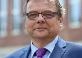 Dr. Rolf-Egbert Grützner aus Rudolstadt ist neuer Vorstandsvorsitzender des TITK e.V.. (Bildquelle: TITK/Steffen Beikirch)