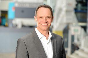 Andreas Jung verantwortet als Technischer Leiter die Supply Chain. (Bildquelle: Vecoplan)