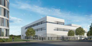 Das einzigartige Technologiezentrum für Forschung und Entwicklung wird eine Nutzfläche von über 4.600 m² besitzen. (Bildquelle: SKZ)