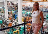 Edina Prépost ist neue Geschäftsführerin im Werk Györ/Ungarn von Weiss Kunststoffverarbeitung. (Bildquelle: Weiss)