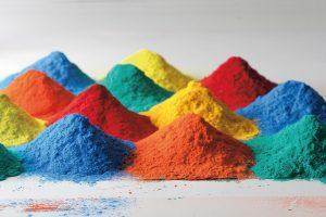 BASF Colors & Effects baut ein Distributionzentrum für Pigmente. (Bildquelle: Colors & Effects)