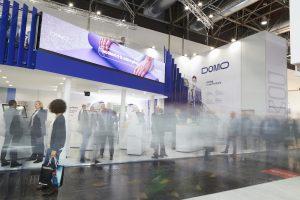 Domo Chemicals wird seine Präsenz auf der Fakuma 2020 auf einen Kundenschalter beschränken. (Bildquelle: Domo)